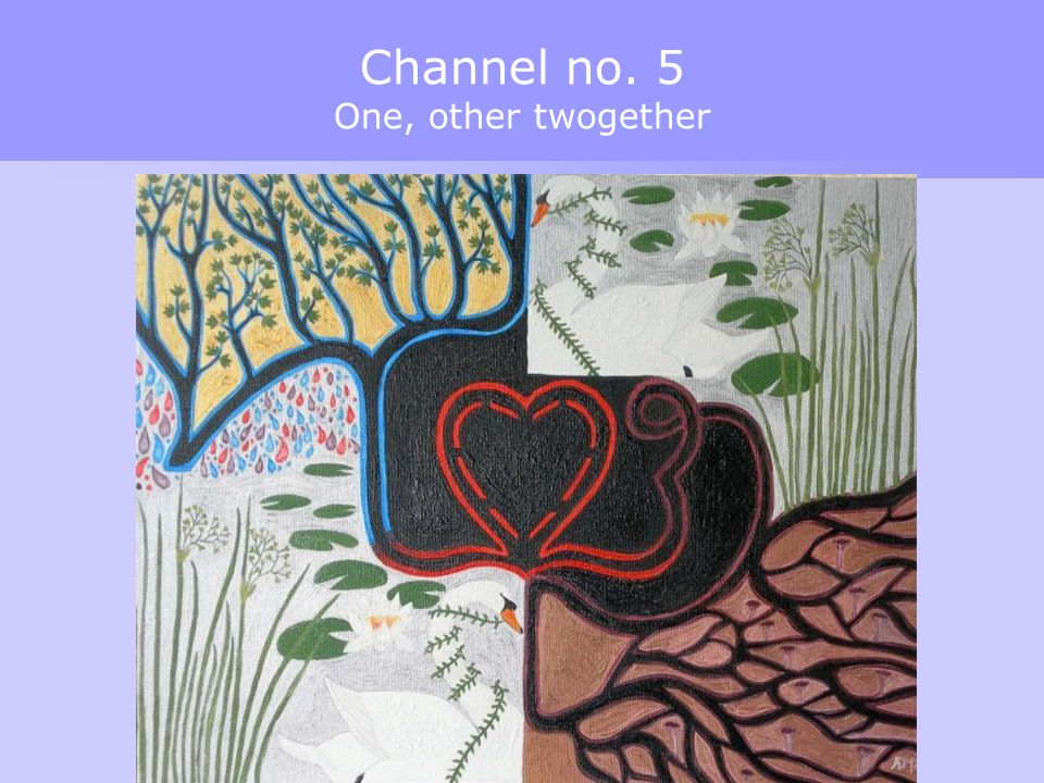 Channel no. 5 One, other twogether