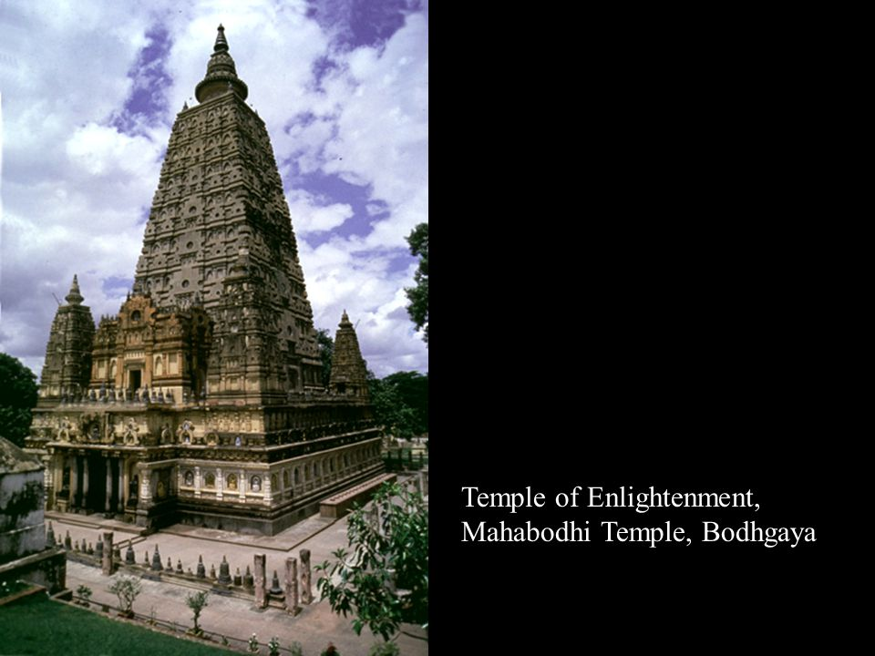 Temple of Enlightenment, Mahabodhi Temple, Bodhgaya