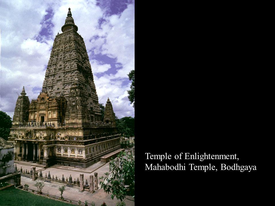 Temple of Enlightenment, Mahabodhi Temple, Bodhgaya