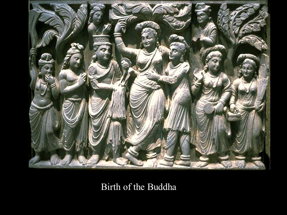 Birth of the Buddha