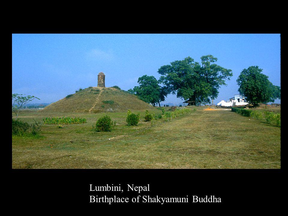 Lumbini, Nepal Birthplace of Shakyamuni Buddha