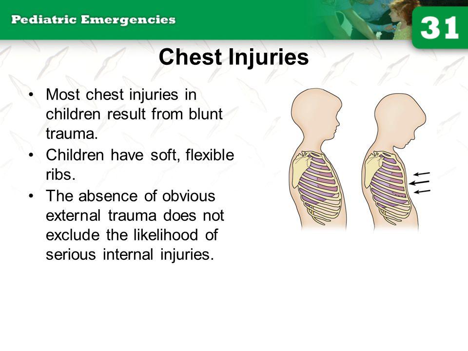 Abdominal Injuries Abdominal injuries are very common in children.