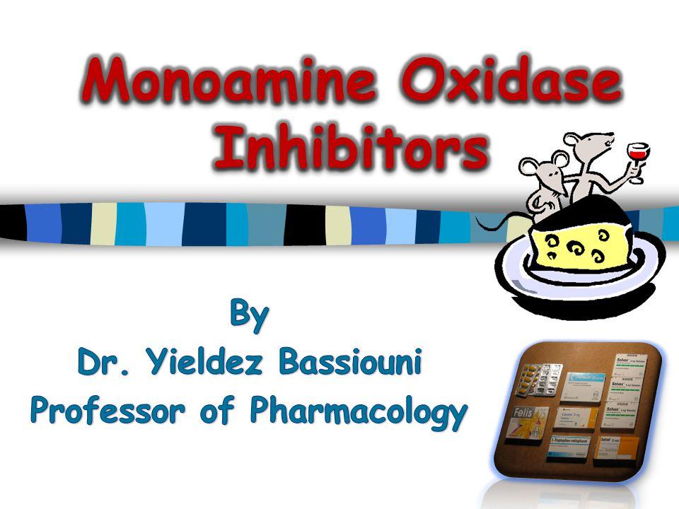Monoamine oxidase inhibitors Monoamine Oxidase Inhibitors (MAOIs) are a class of powerful antidepressant drugs.