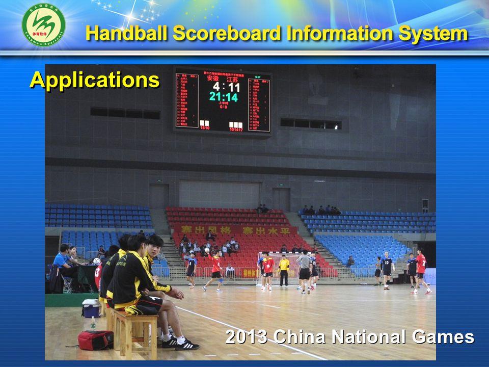 2013 China National Games