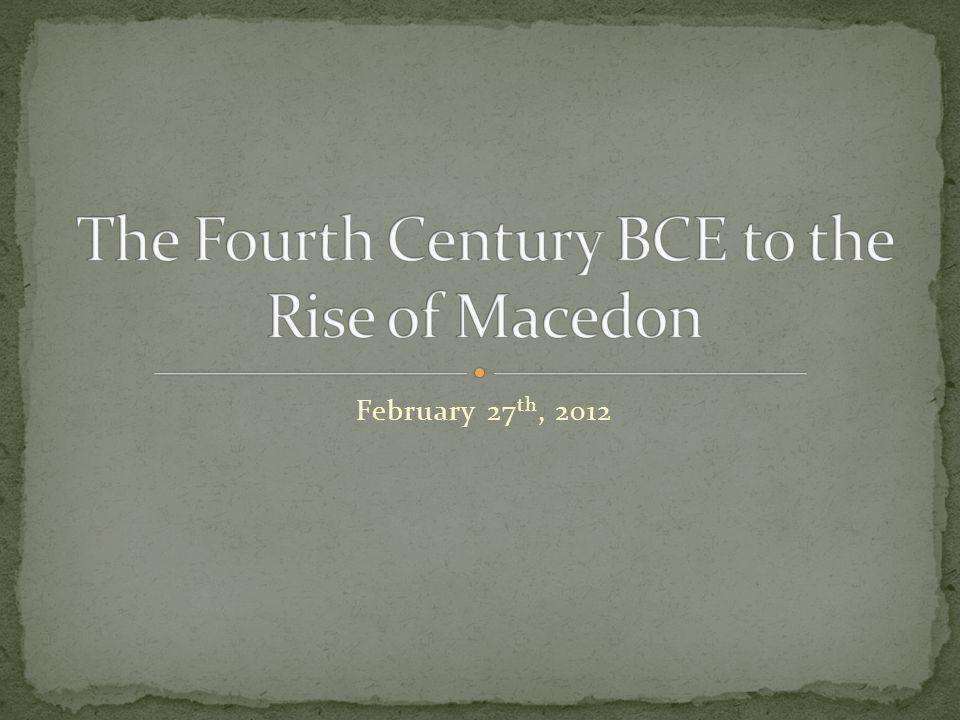 February 27 th, 2012