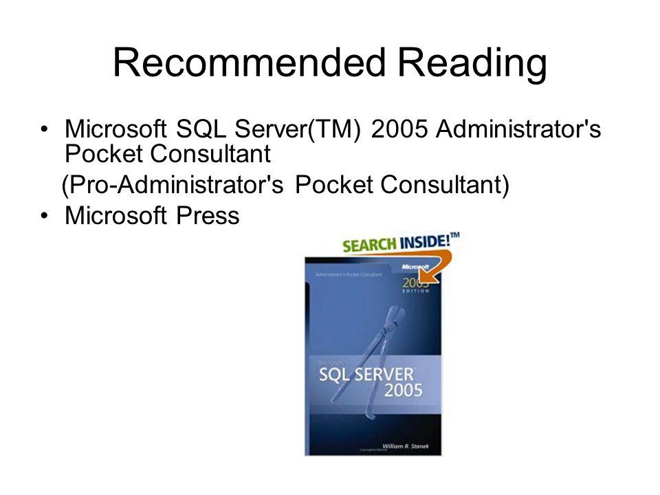 Module 1: Overview Course Outline Lab Setup Definitions Tools What is SQL Server SQL Language Basics SQL Server Network Integration
