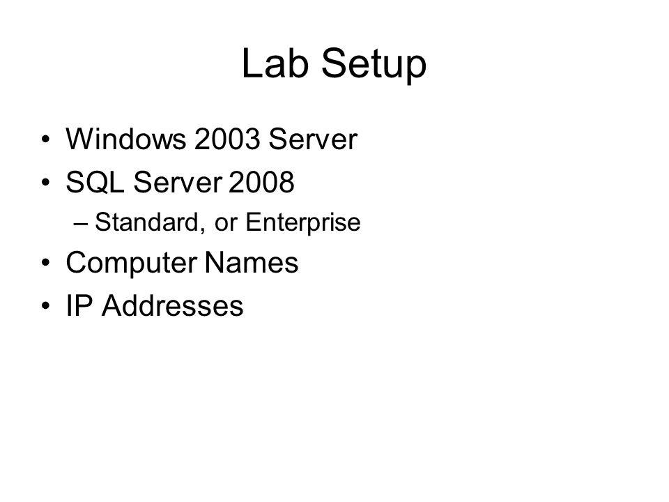Licensing Per Processor Per Server plus Device CALS Per Server plus User CALS SQL Server 2008 Express is free
