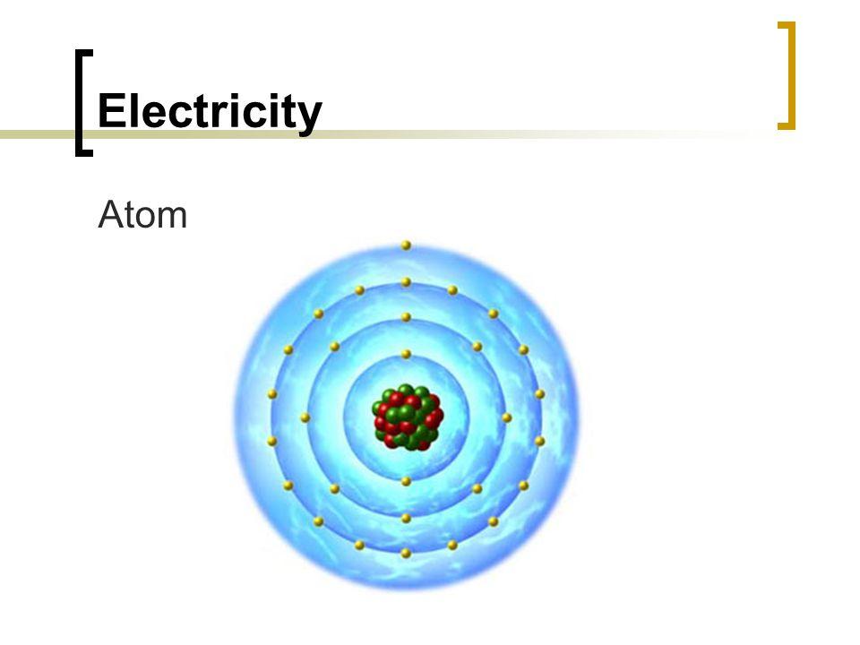 Electricity Atom