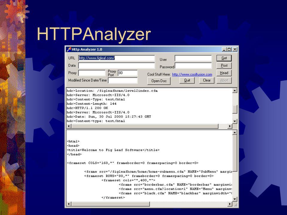 HTTPAnalyzer