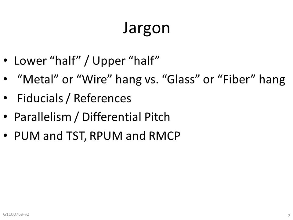 Jargon Lower half / Upper half Metal or Wire hang vs.