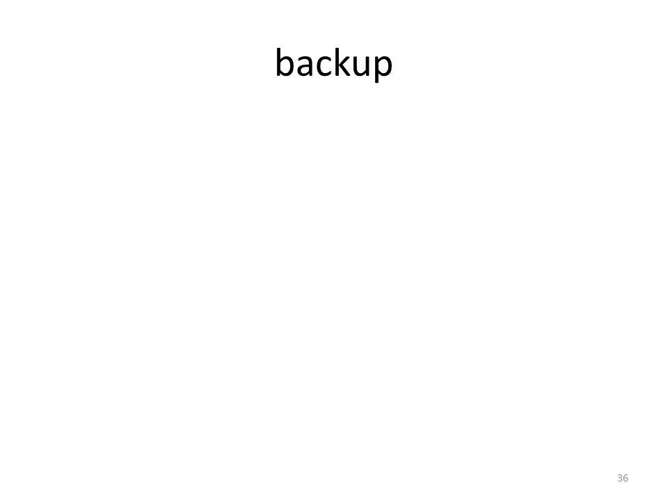 backup 36