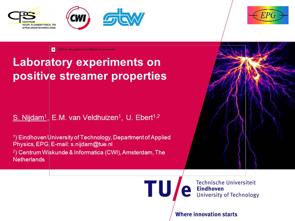 Laboratory experiments on positive streamer properties S.