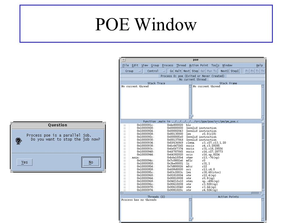 POE Window