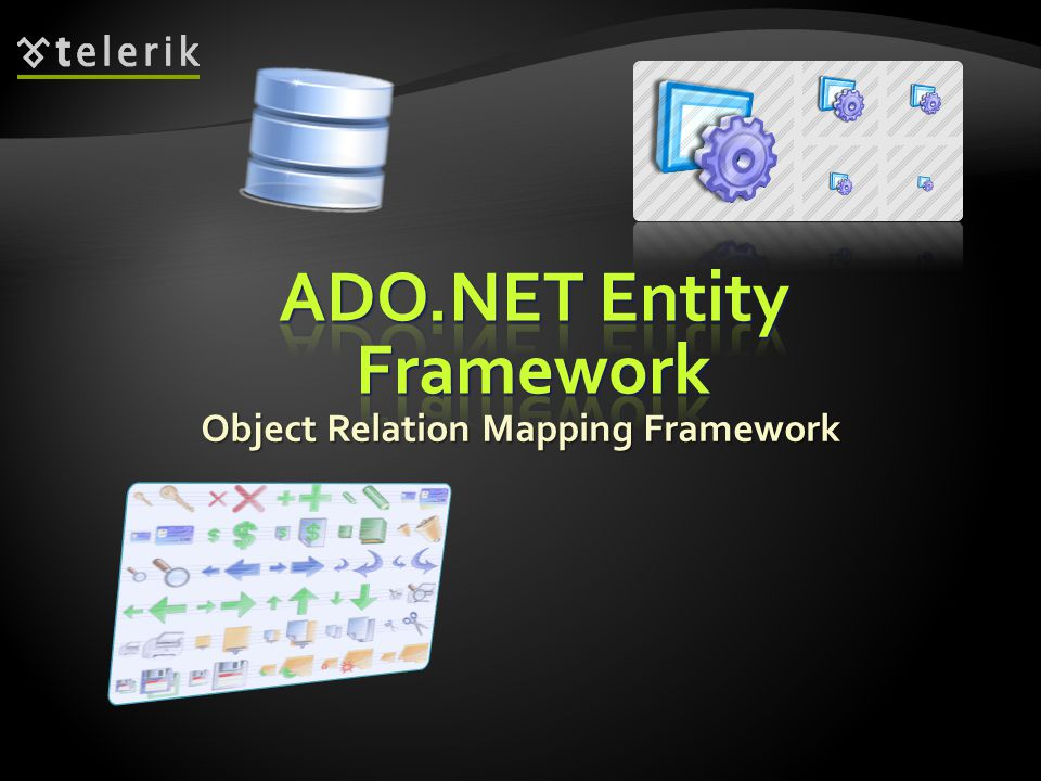 Object Relation Mapping Framework