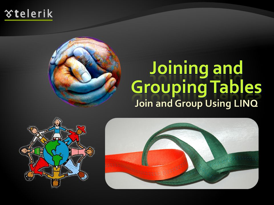 Join and Group Using LINQ