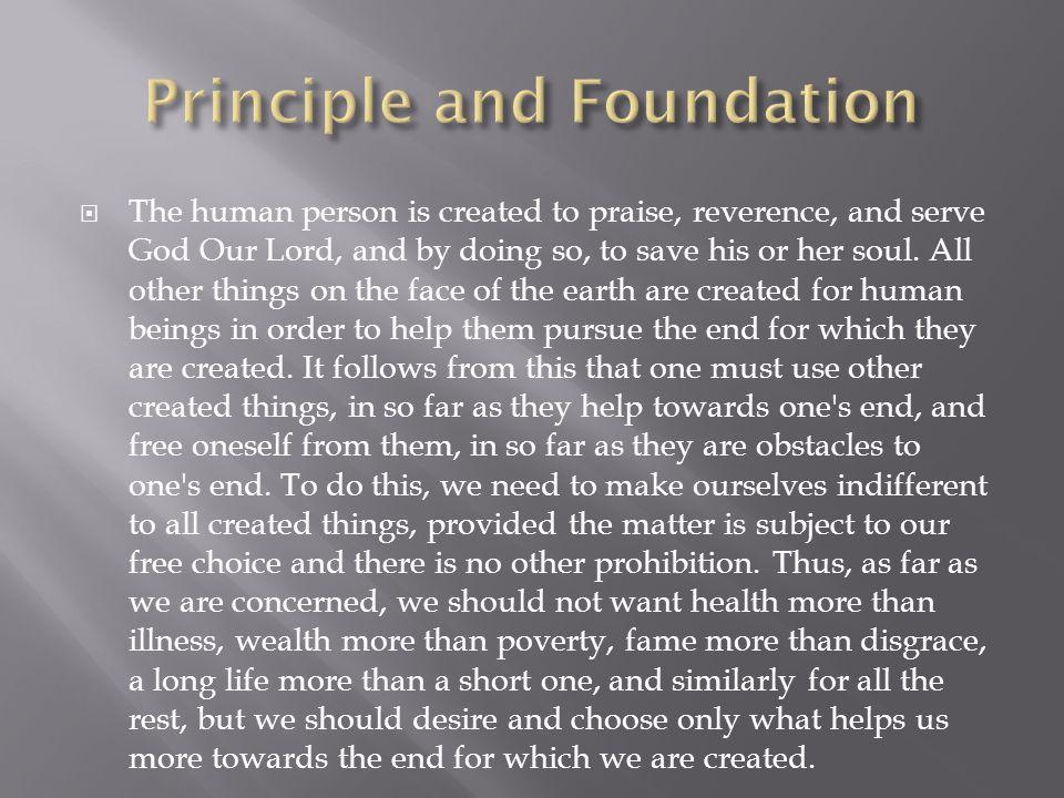 Ignatius' Moral Compass