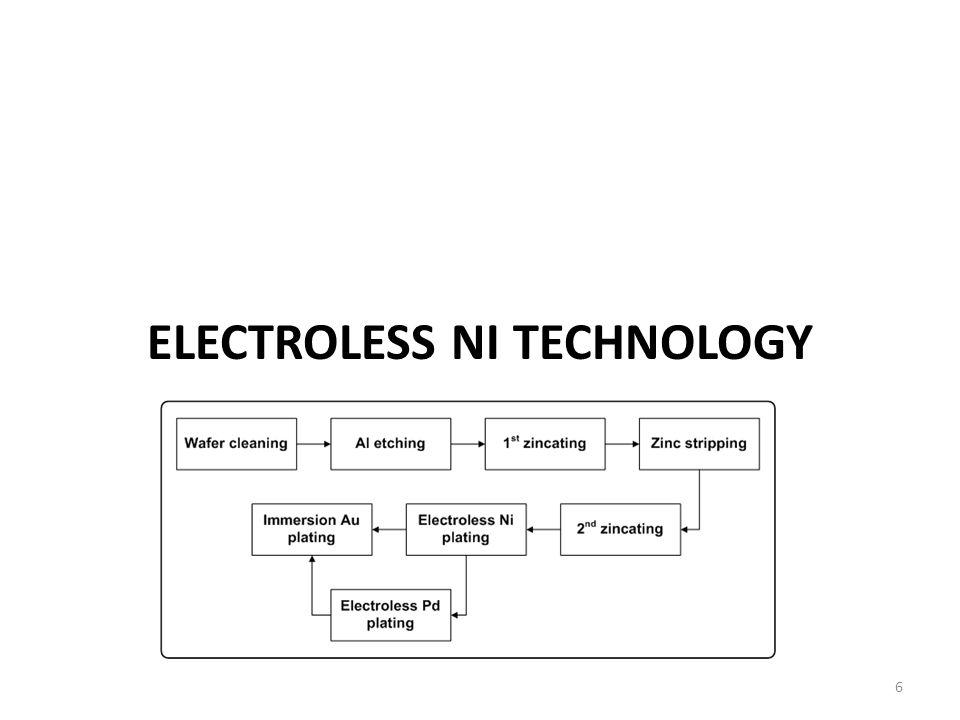ELECTROLESS NI TECHNOLOGY 6