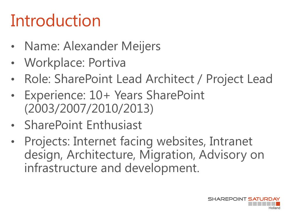 Infrastructure level The advantages of SQL Server 2012 at infrastructure level