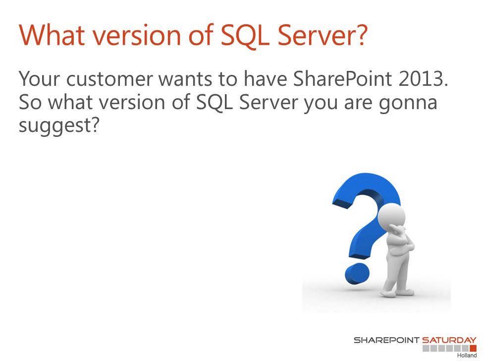 What version of SQL Server