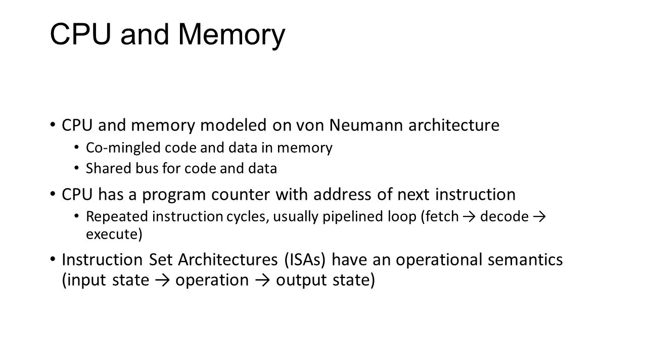 More Vulnerabilities Integer Overflows Format Strings Function Pointers, PLT, dtors, vtables