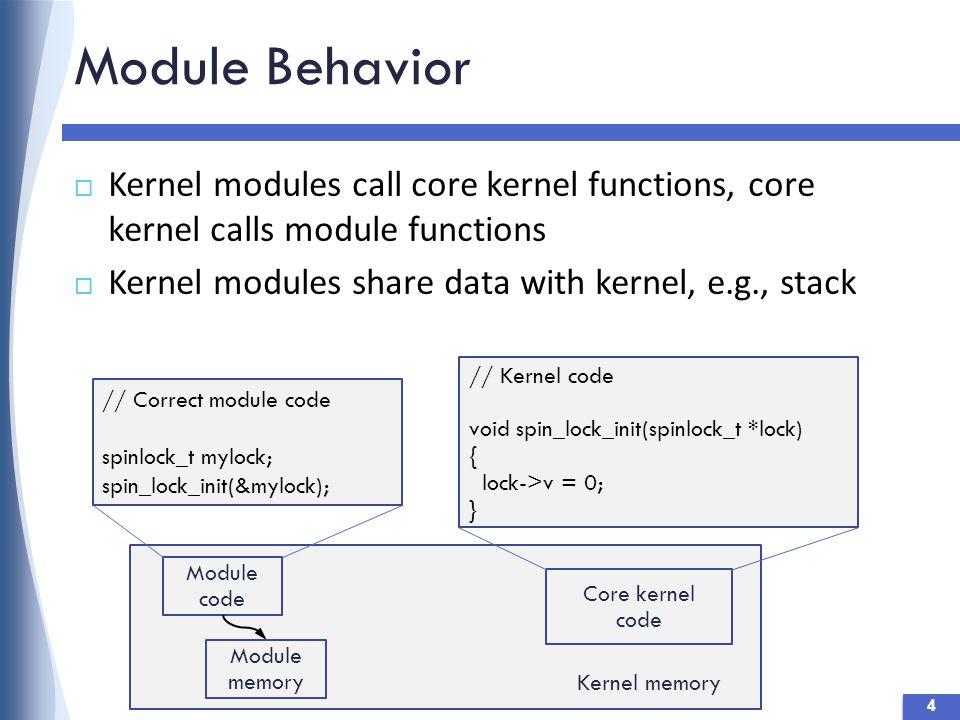 How do Kernel Rootkits Work.