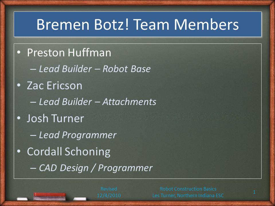 Bremen Botz.