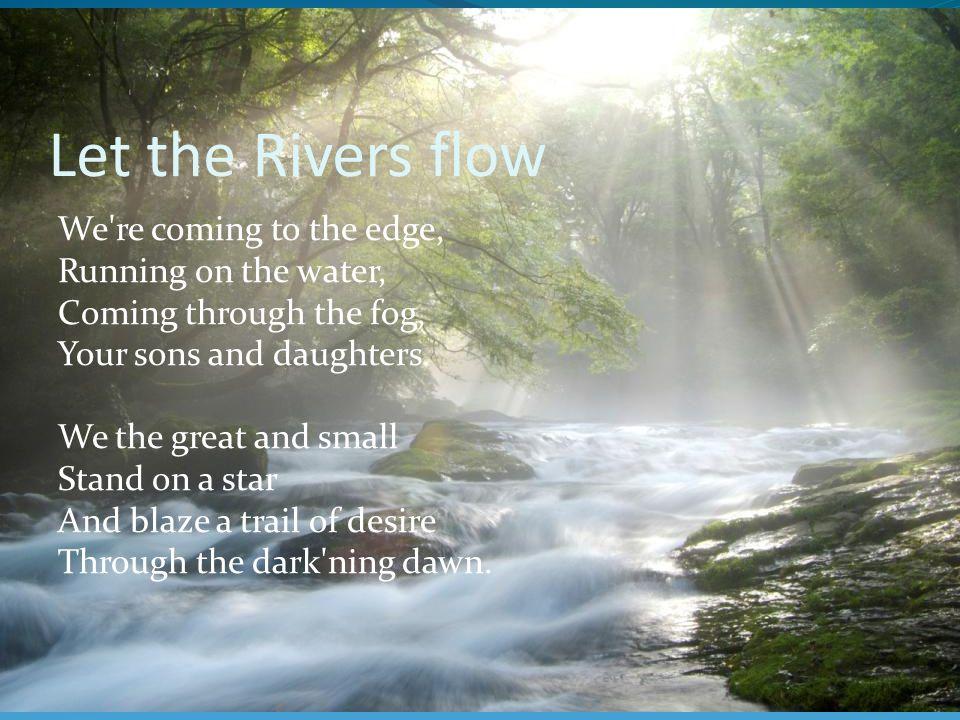 Prayer of reflection