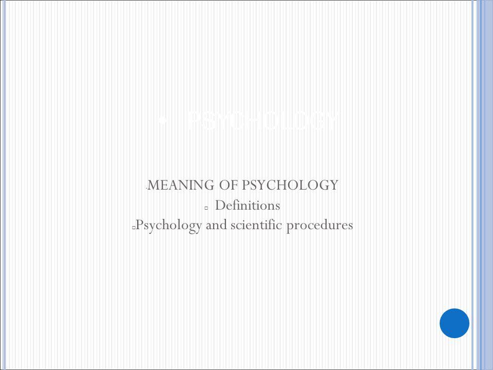 EDUCATIONAL PSYCHOLOGY Educational psychology: two disciplines in one.