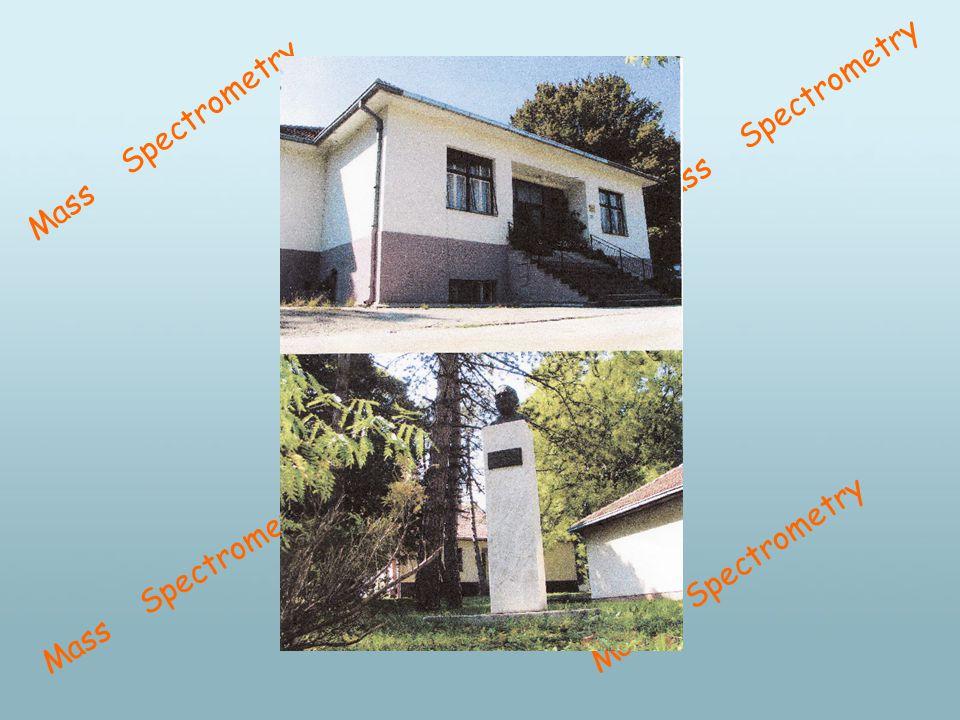 Maldi TOF Mass Spectromerer