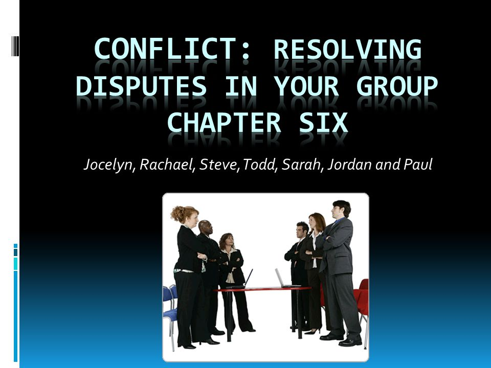 Status Conflict Occurs when members of the group compete for recognition Can be confused with power conflict as it usually happens together All about recognition and being known