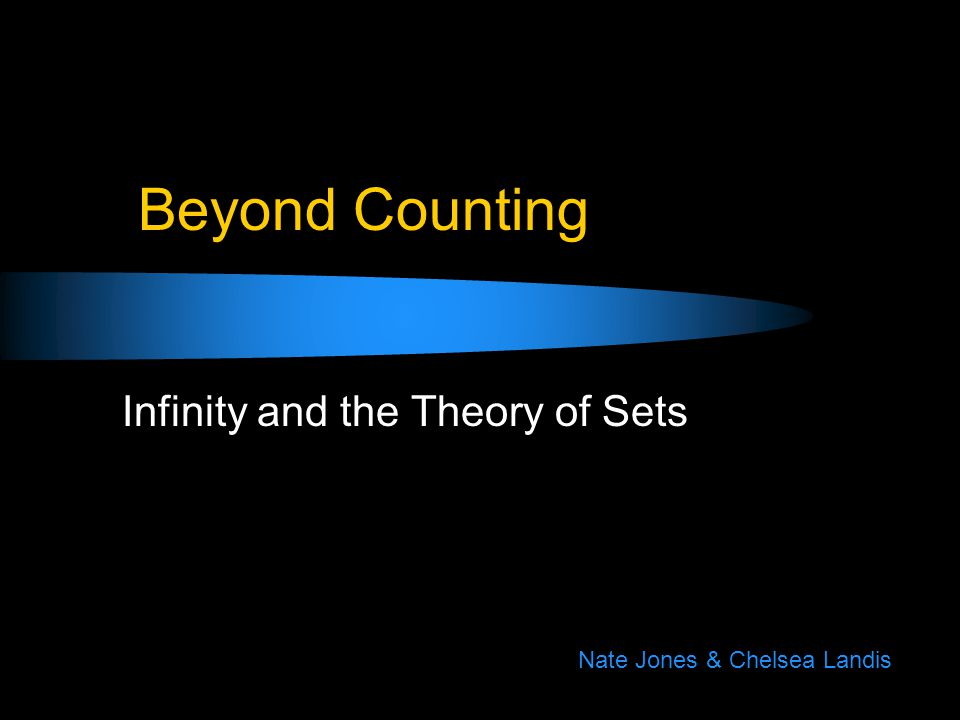 Infinity Basis of Method of Exhaustion Used to find areas of curved regions Underlying idea of a limit Foundational concept of Calculus Relatively new to mathematics  …I protest above all against the use of an infinite quantity as a completed one, which in mathematics is never allowed.