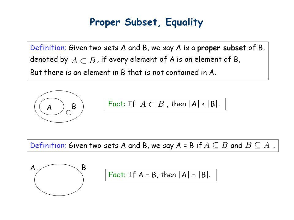 Algebraic Proof by DeMorgan's law on A U C and B U C by DeMorgan's law on the first half by DeMorgan's law on the second half by distributive law
