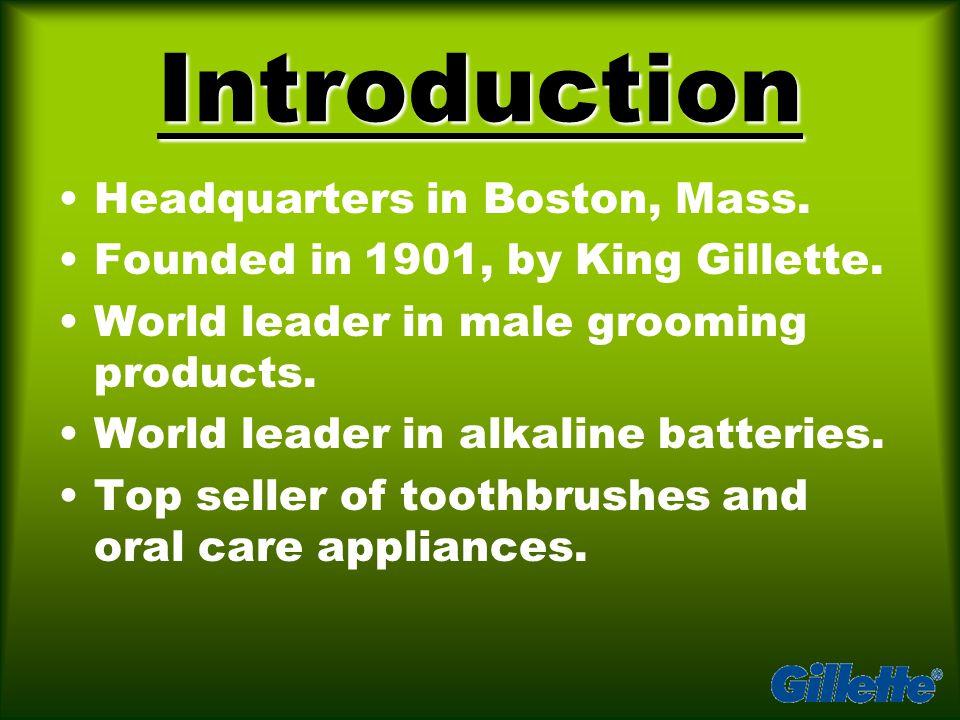 Recent News Proctor & Gamble (P&G) acquired Gillette ($57 billion in stock).