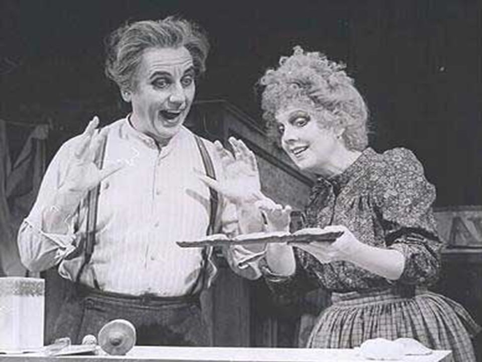 When Sweeney Todd was finished with the corpse he wondered what to do with it.