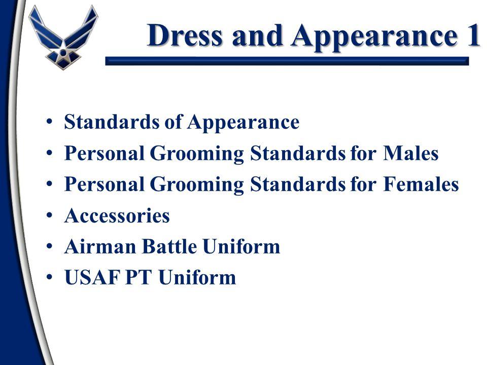 Service Uniform Accouterments Male