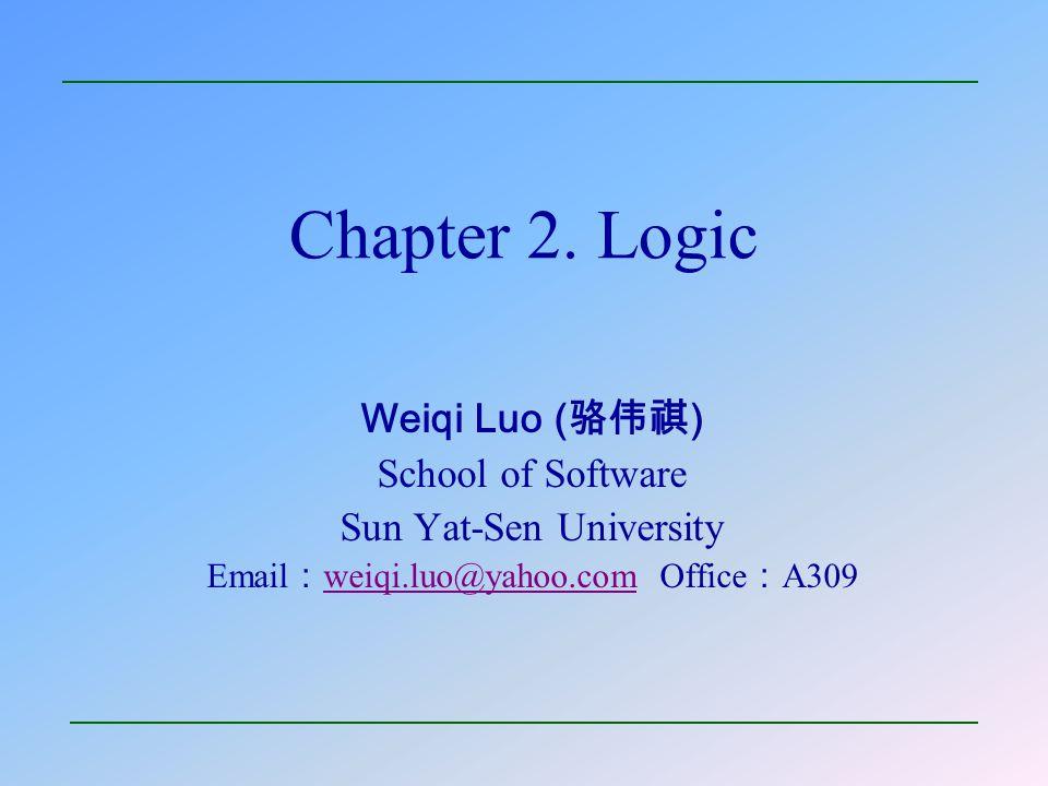 School of Software  Homework Ex.6, Ex. 8, Ex. 9 Ex.
