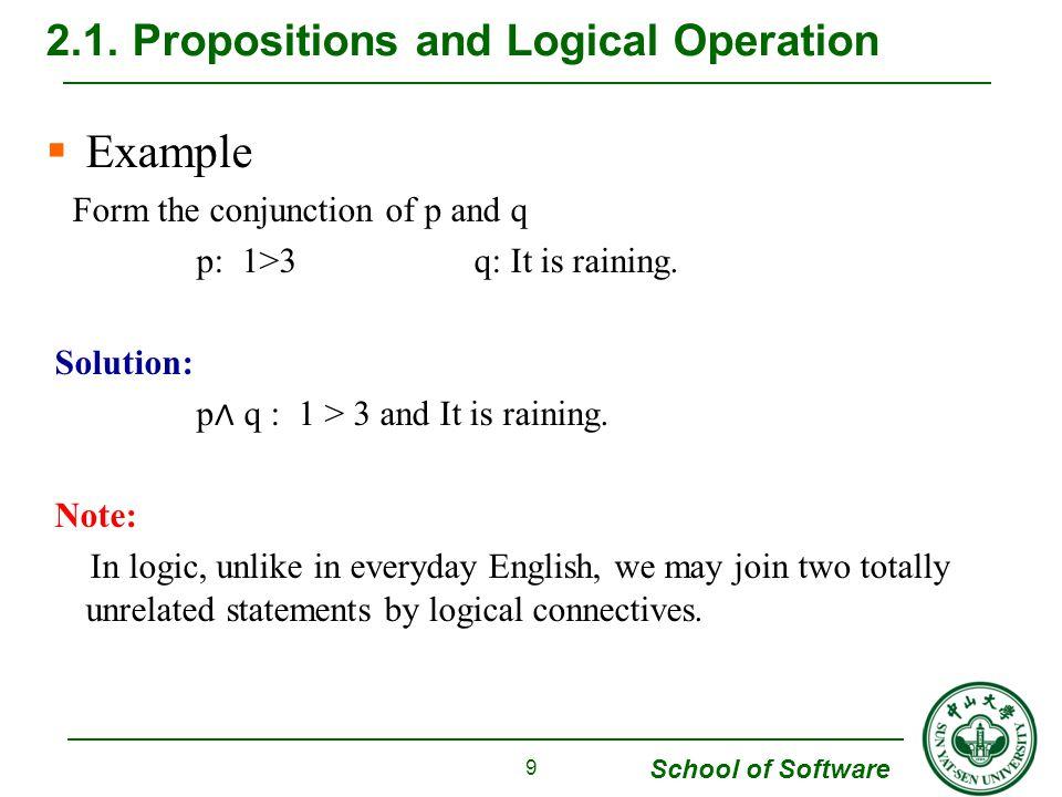 School of Software  Homework Ex.2, Ex. 4, Ex. 16, Ex.