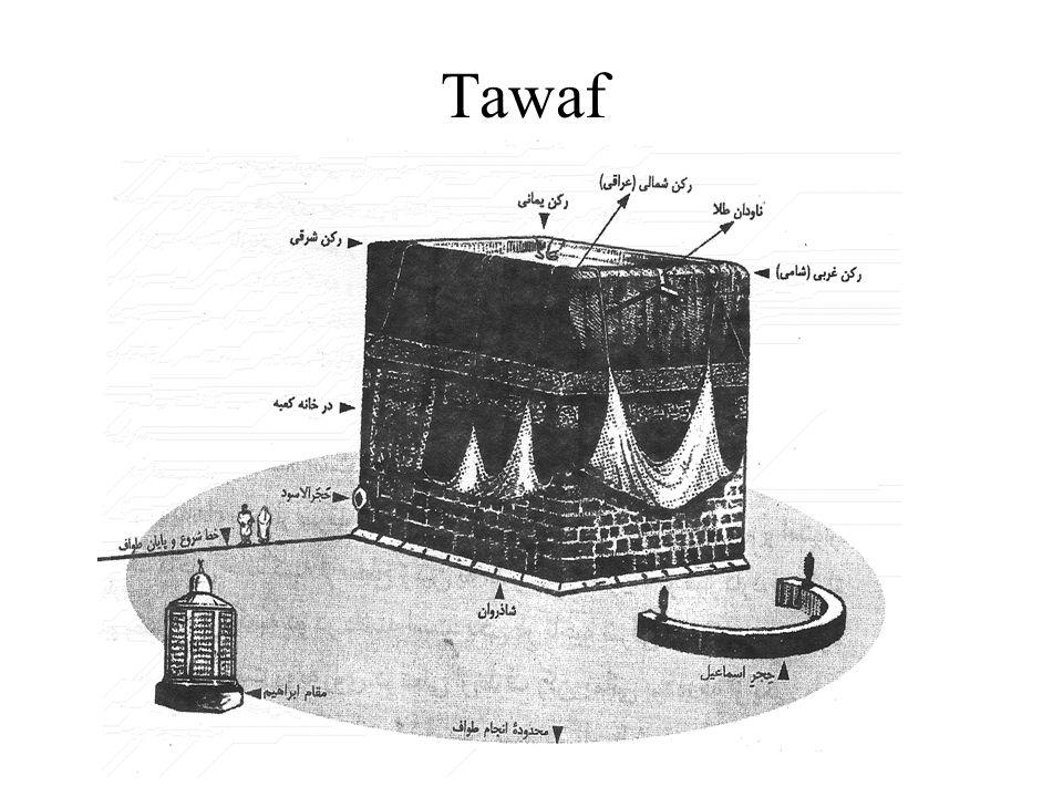 (c)2003 Al-Ilm Foundation Inc. Tawaf