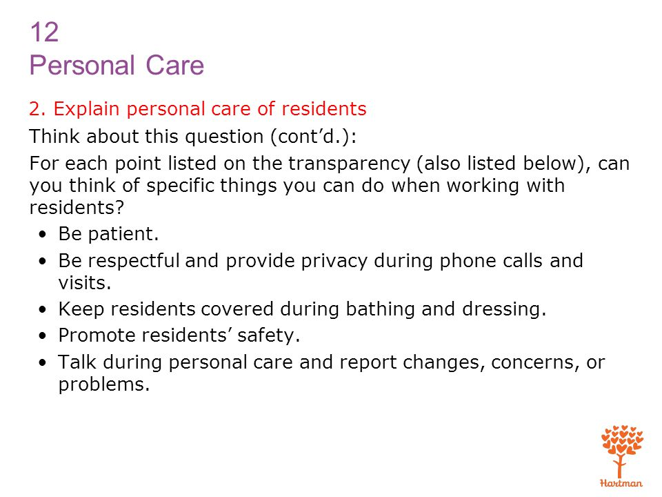 12 Personal Care 2.