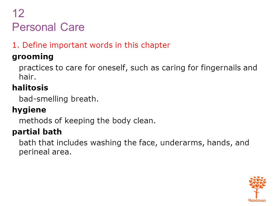12 Personal Care 1.