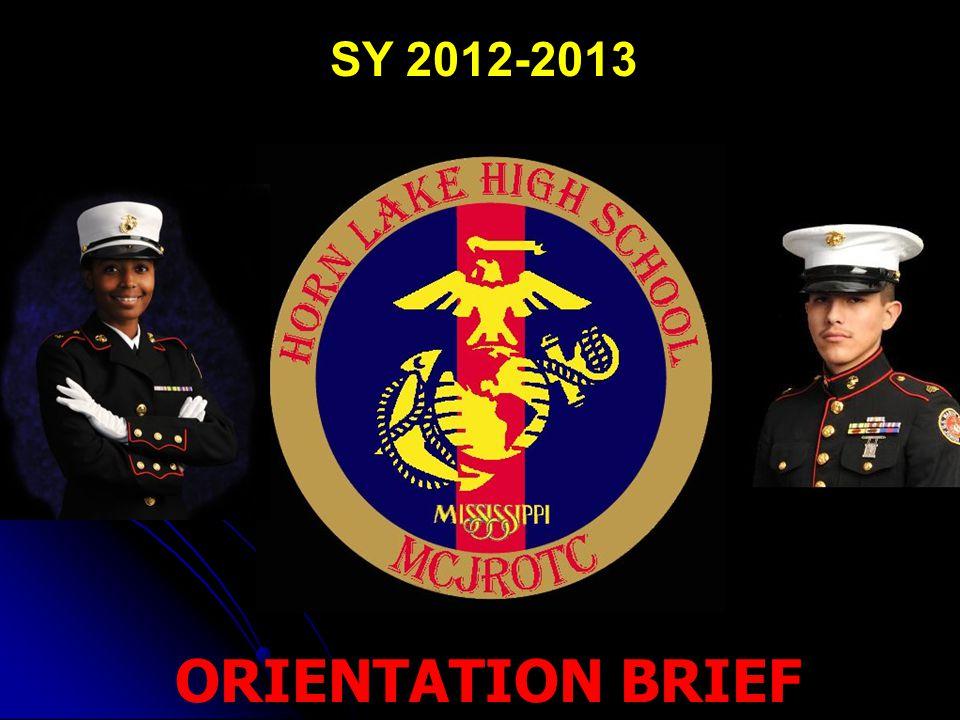 ORIENTATION BRIEF SY 2012-2013