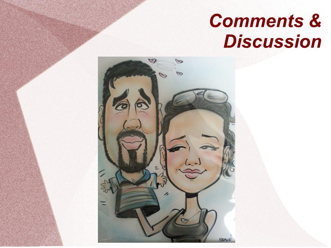 Comments & Discussion