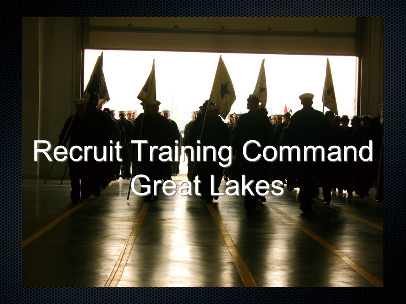 Recruit Training Command Great Lakes