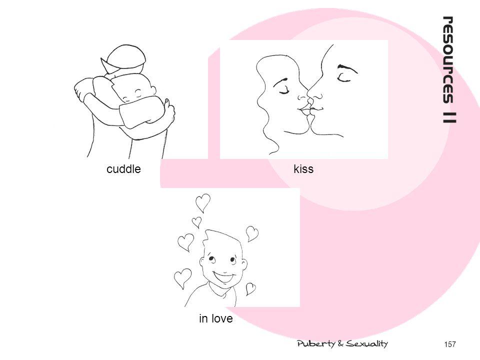 157 cuddlekiss in love
