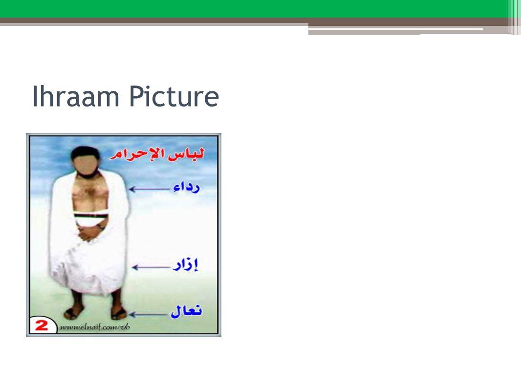 Ihraam Picture
