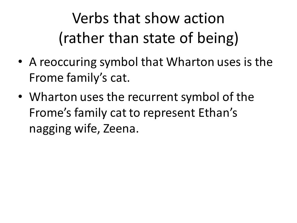 Some nice strong sentences In Edith Wharton's novel Ethan Frome, the three main characters, Ethan Frome, his wife Zeena, and their cousin Mattie, entangle themselves in a love triangle.