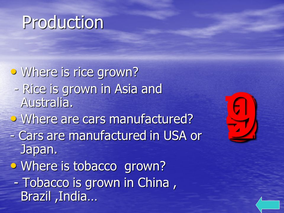 Production Where is rice grown. Where is rice grown.
