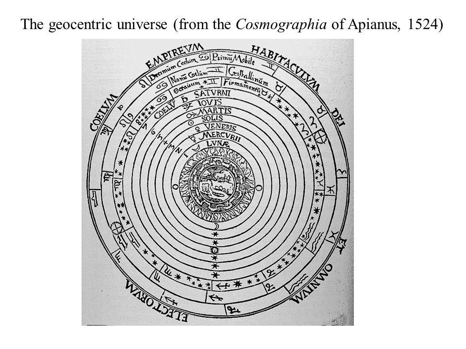 Copernicus's heliocentric model (1543)