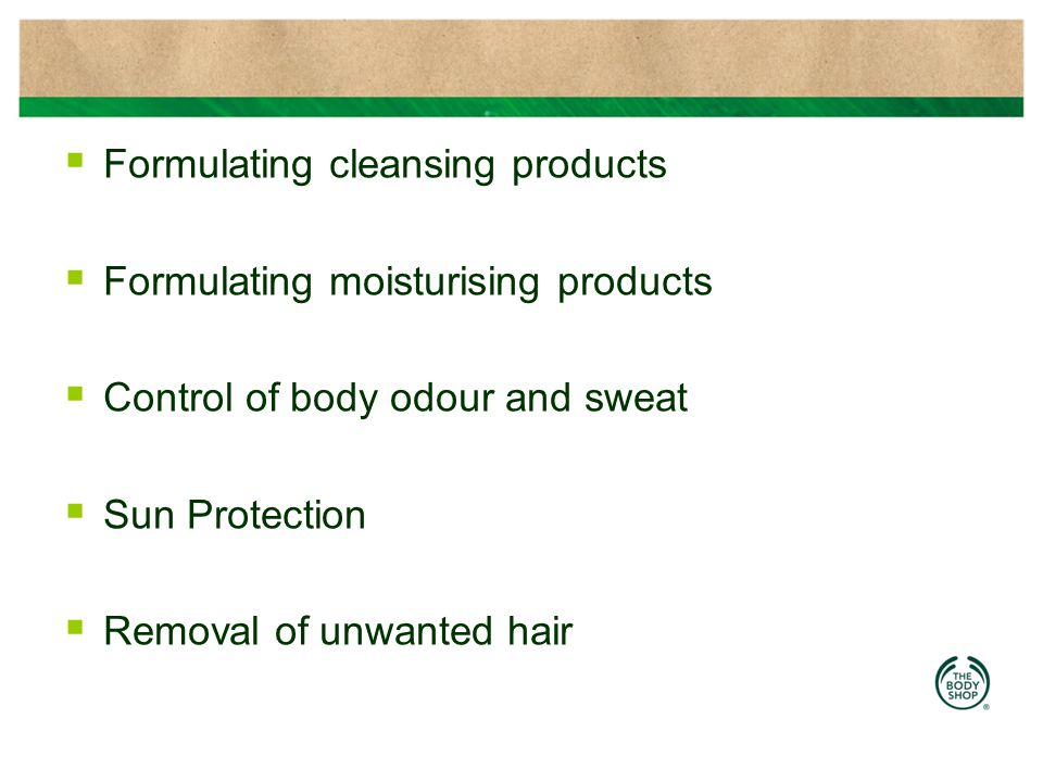 Cleansing products Product types Soap.