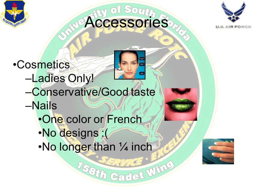 Accessories Cosmetics –Ladies Only.